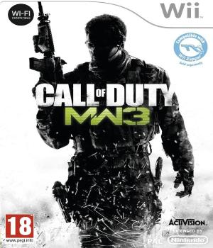 Videojuego Call of Duty Modern Warfare 3 Wii