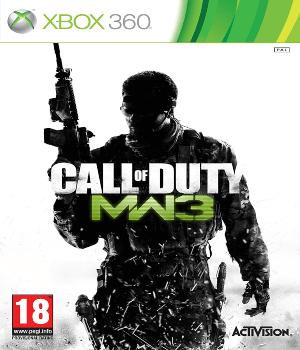 Videojuego Call of Duty Modern Warfare 3 Xbox 360