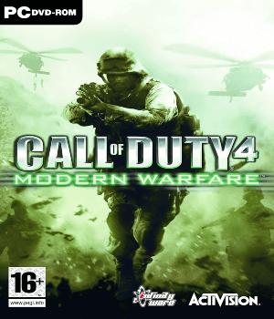 Videojuego Call of Duty 4 Modern Warfare PC