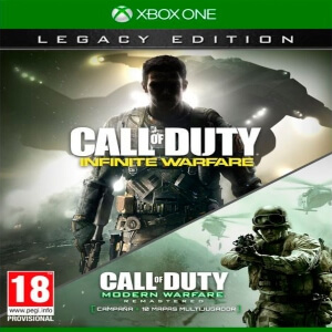 Videojuego Call of Duty Modern Warfare Remastered edicion Legacy