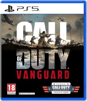 Videojuego Call of Duty Vanguard Playstation 5