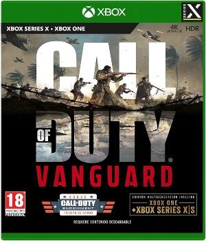 Videojuego Call of Duty Vanguard Xbox Series X