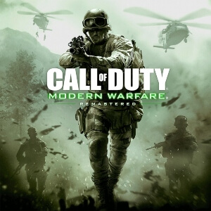 Videojuegos remasterizados de Call of Duty