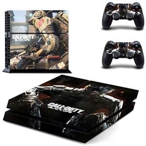 Vinilo adhesivo de Call of Duty Black Ops