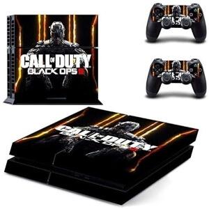 Vinilo adhesivo portada de Call of Duty Black Ops 3
