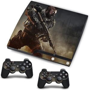 Vinilo de Call of Duty para Playstation 3
