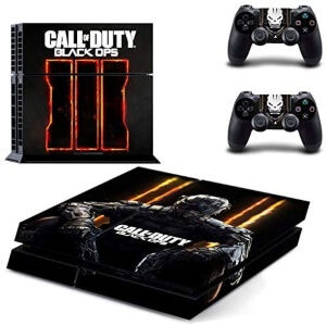 Vinilos adhesivos de Call of Duty para consolas