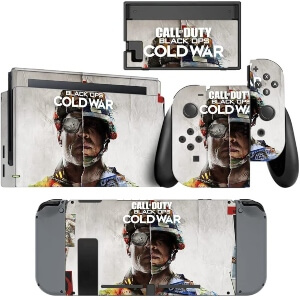 Vinilos de Call of Duty para la consola Nintendo Switch